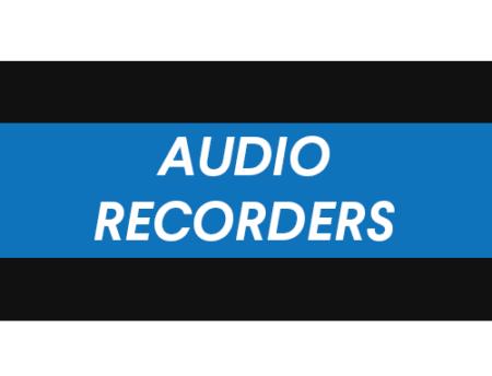 Audio Recorders